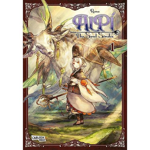 Alpi the Soul Sender - Band 1 (Manga | Carlsen Manga)