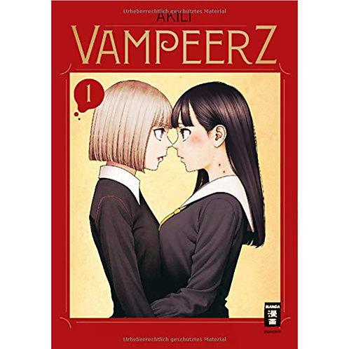 Vampeerz - Band 1 (Manga | Egmont Manga)