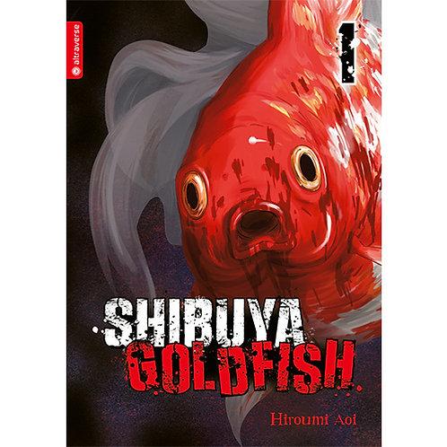 Shibuya Goldfish - Band 1 (Manga   altraverse)