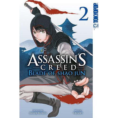 Assassin's Creed - Blade of Shao Jun - Band 2 (Manga   TokyoPop)