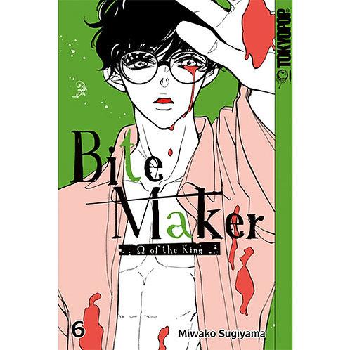 Bite Maker – Omega of the King - Band 6 (Manga | Tokyopop)