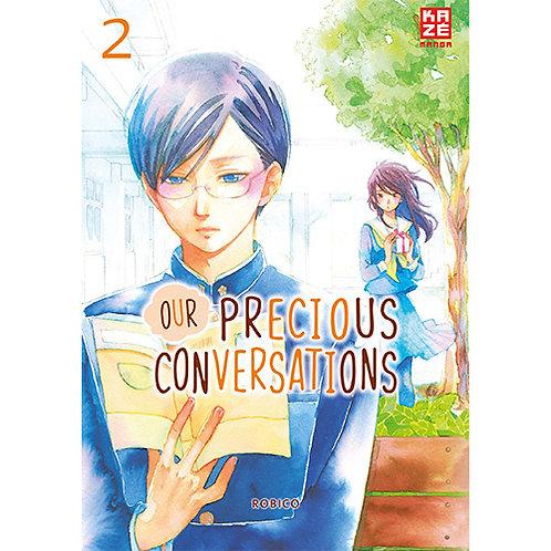 Our Precious Conversations - Band 2 (Manga   Kazé)