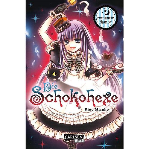 Die Schokohexe - Band 18 - romantic flambé  (Manga   Carlsen Manga)