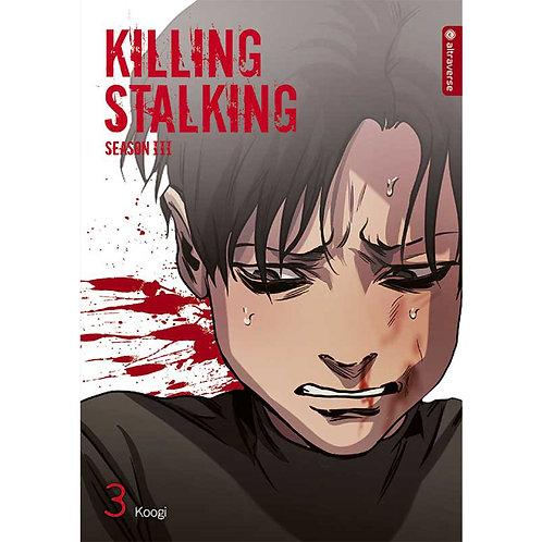 Killing Stalking - Season III - Band 03 (Manga   altraverse)