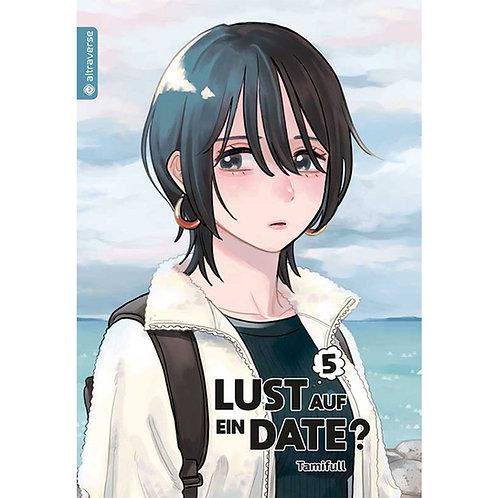 Lust auf ein Date? - Band 5 (Manga   altraverse)