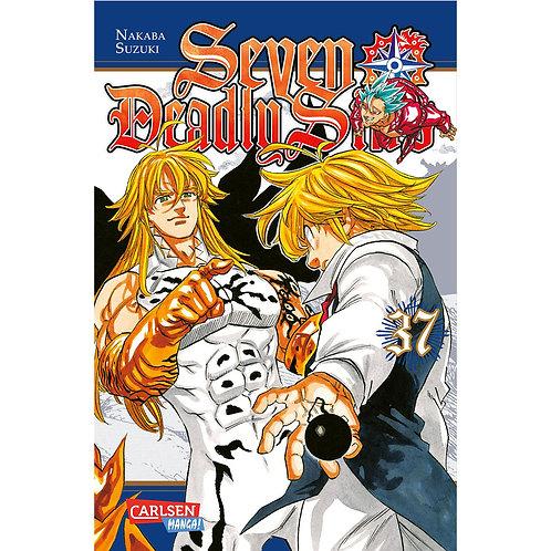 Seven Deadly Sins - Band 37 (Manga   Carlsen Manga)