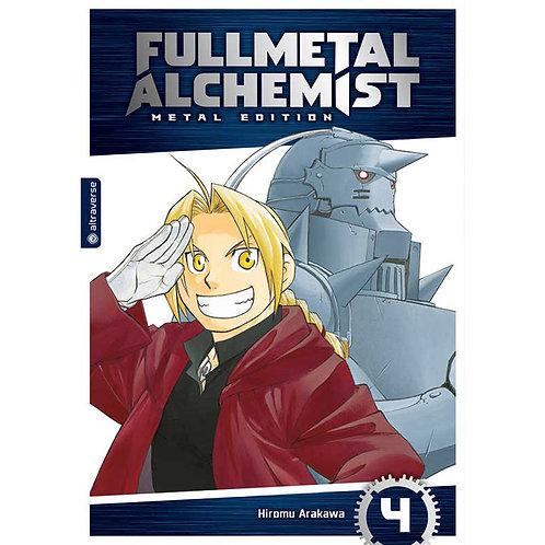 Fullmetal Alchemist Metal Edition - Band 4 (Manga | altraverse)