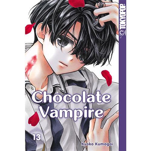 Chocolate Vampire - Band 13 (Manga   Tokyopop)