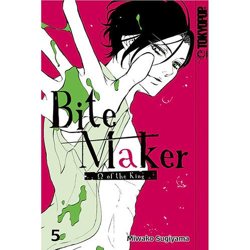 Bite Maker – Omega of the King - Band 5 (Manga   Tokyopop)