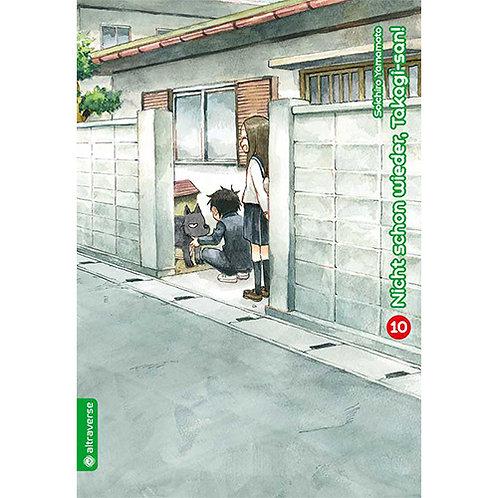 Nicht schon wieder, Takagi-san! - Band 10 (Manga   altraverse)