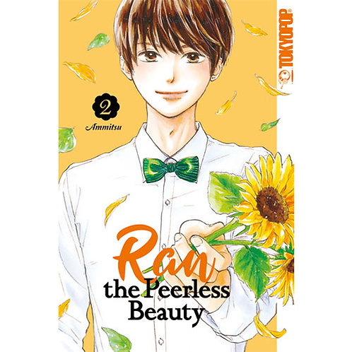 Ran the Peerless Beauty  - Band 2 (Manga | Tokyopop)