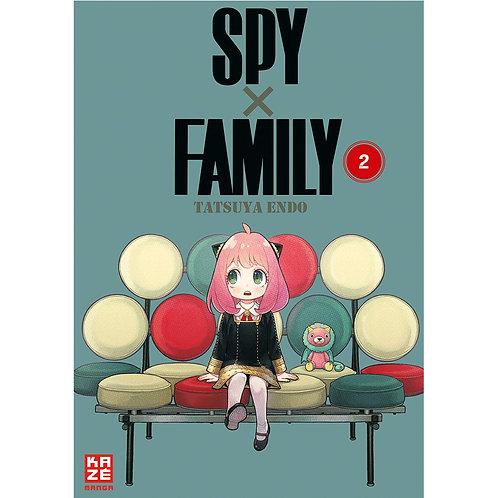 Spy x Family - Band 02 (Manga | Kazé)