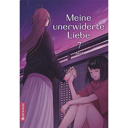 Meine unerwiderte Liebe, Band 7 - Band 2 (Manga | altraverse)