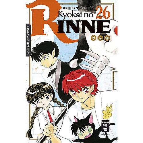 Kyokai no RINNE - Band 26 (Manga | Egmont Manga)