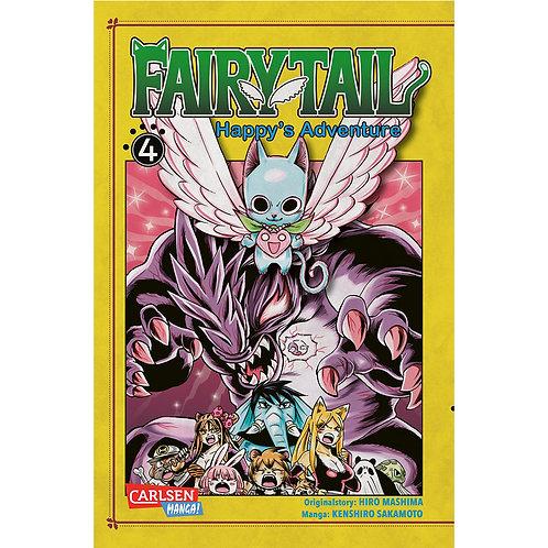 Fairy Tail - Happy's Adventure - Band 4 (Manga   Carlsen Manga)