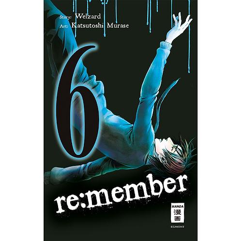 re:member - Band 06 (Manga | Egmont Manga)