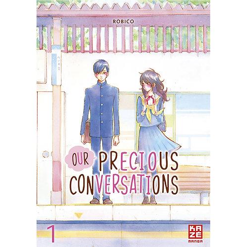 Our Precious Conversations - Band 1 (Manga   Kazé)