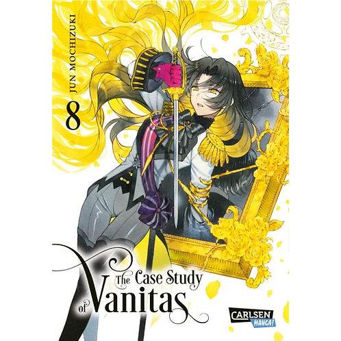 The Case Study Of Vanitas - Band 8 (Manga | Carlsen Manga)