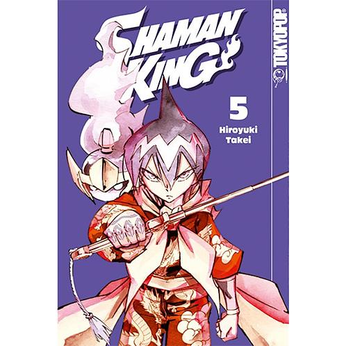 Shaman King - Band 05 (Manga | TokyoPop)