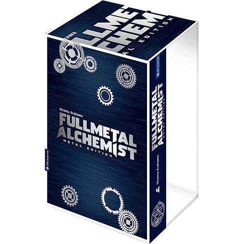 Fullmetal Alchemist Metal Edition - Band 4 mit Box (Manga | altraverse)