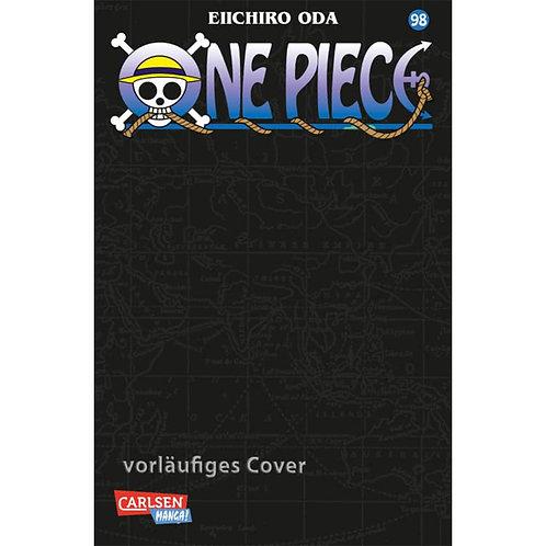 One Piece - Band 98 (Manga | Carlsen)
