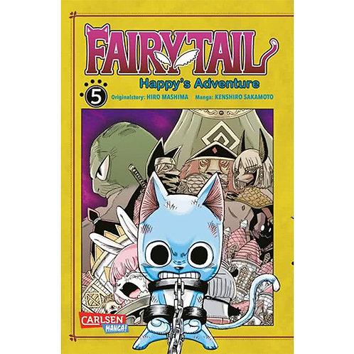 Fairy Tail - Happy's Adventure - Band 5 (Manga   Carlsen Manga)