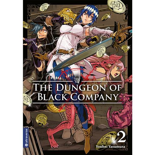 The Dungeon of Black Company -  Band 02 (Manga | altraverse)
