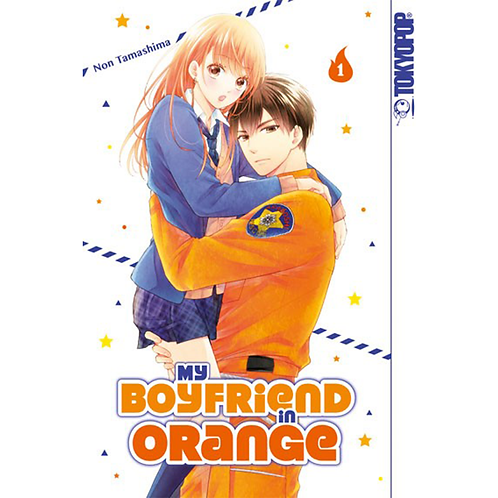 My Boyfriend in Orange - Band 01 (Manga | TokyoPop)