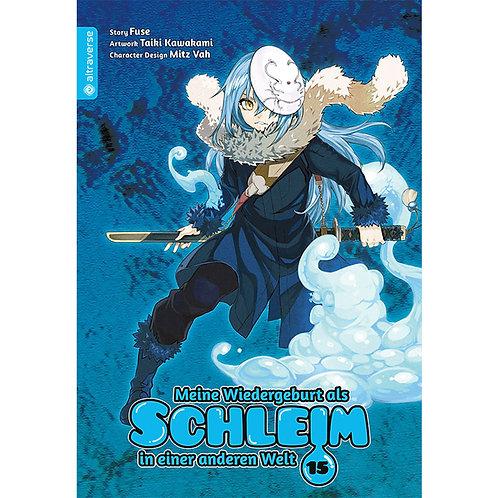 Meine Wiedergeburt als Schleim... - Band 15 (Manga | altraverse)