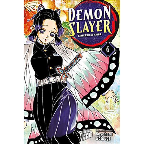 Demon Slayer - Band 6 (Manga | Manga Cult)