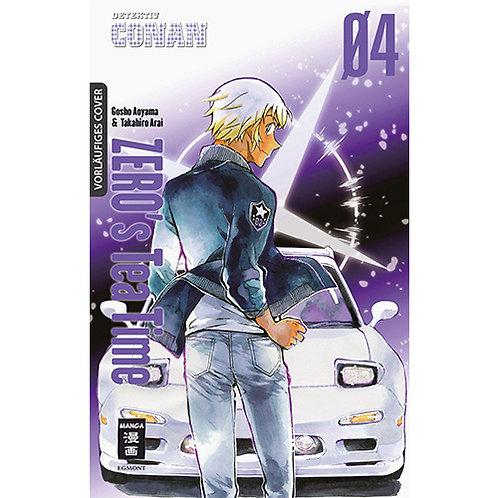 Zero's Teatime - Band 4 (Manga | Egmont Manga)
