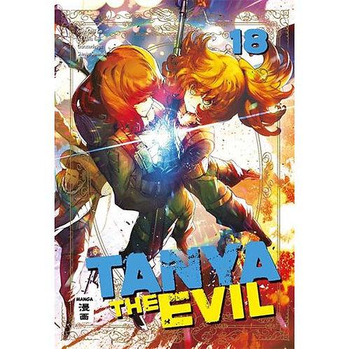 Tanya the Evil - Band 18 (Manga   Egmont Manga)