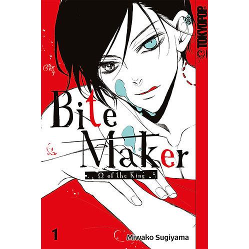 Bite Maker – Omega of the King - Band 1 (Manga   Tokyopop)