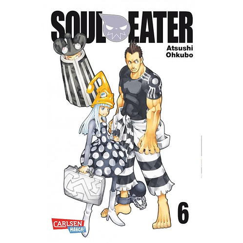 Soul Eater - Band 06 (Manga | Carlsen)