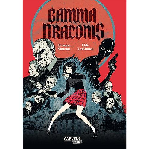 Gamma Draconis (Manga   Carlsen Manga)