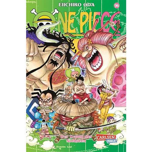 One Piece - Band 94 (Manga | Carlsen)