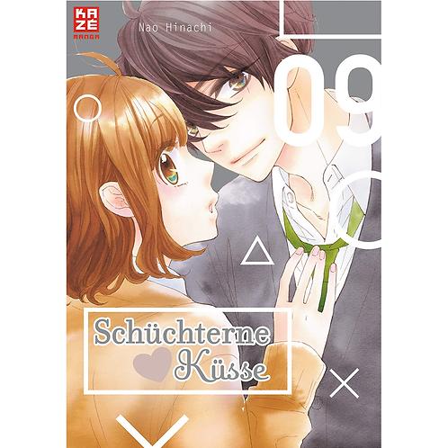 Schüchterne Küsse - Band 9 Finale (Manga   Kazé)