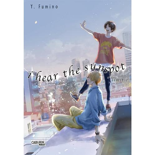 I hear The Sunspot - Limit Band 01 (Manga | Carlsen)