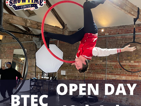 BTEC Open Day - 10th July