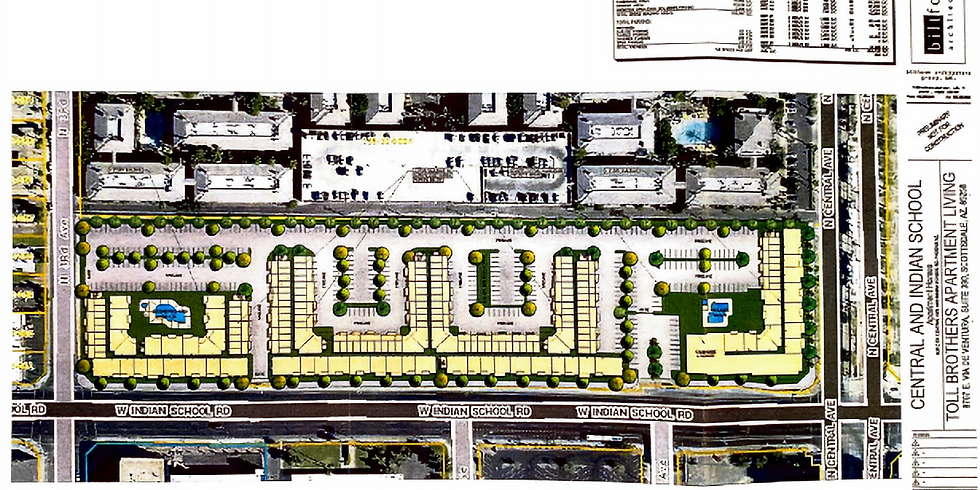 Rezoning Open House re: Indian School from Central to 3rd Avenue (1)
