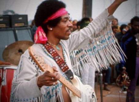 "Jimi Hendrix: 50 anos sem a ""lenda da guitarra"""