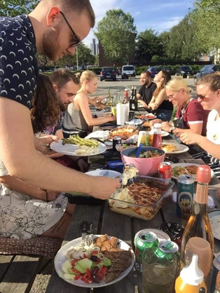 Grillhygge