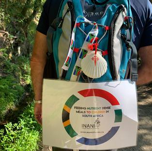Camino de Santiago Pilgrimage Campaign for Inani