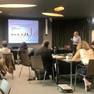 GAIN Global Alliance for Improved Nutrition Geneva Switzerland 2019