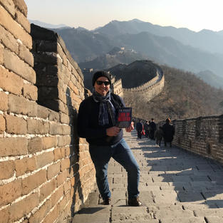 Taking the Lore of Nutrition to the Great Wall of China