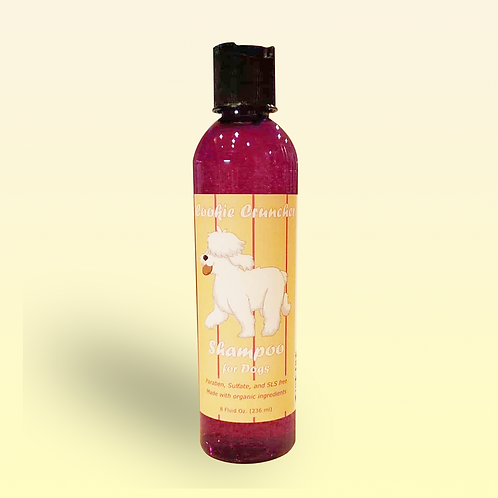 Cookie Cruncher Shampoo for Dogs