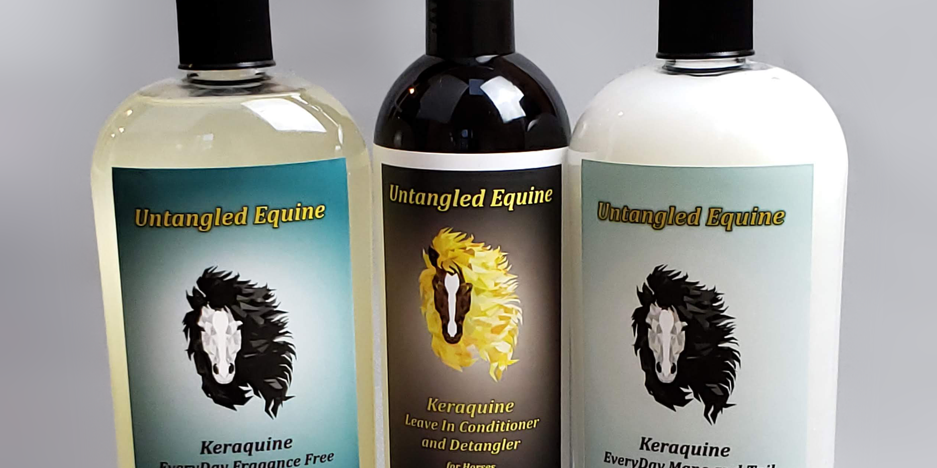 Complete EveryDay Mane and Tail Care Set