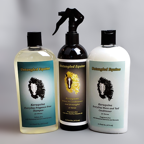 EveryDay Complete Hair Care Set