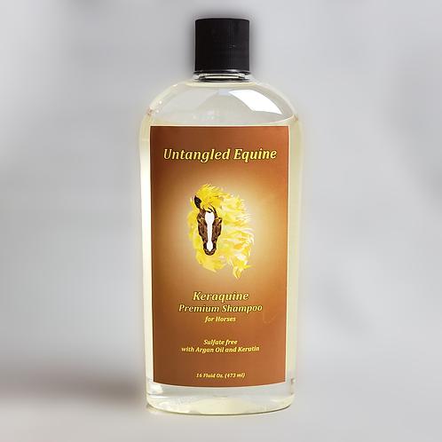 Keraquine Premium Shampoo for Horses