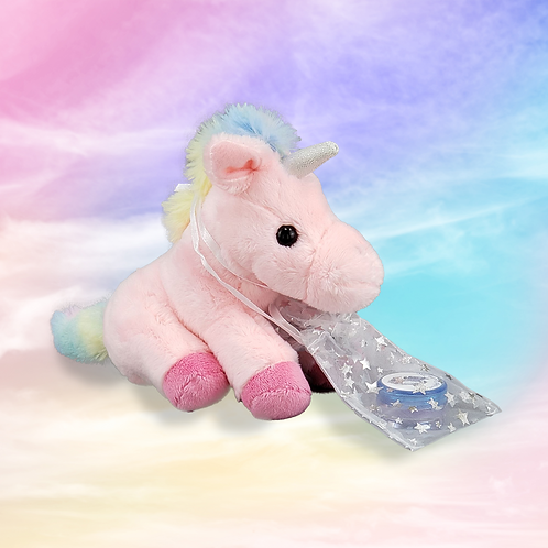 Sparkles the Pink Unicorn + Lip Balm